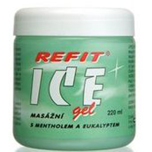 Refit Ice gel menthol + eukalypt. 230 ml