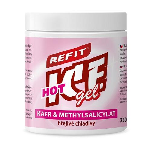 Refit Ice gel kafr 230 ml