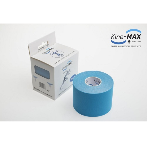 Kine-MAX 4WAY Stretch modrý 5cm x 5 m